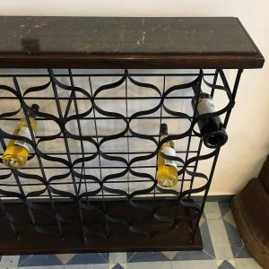 Wine Rack and Console