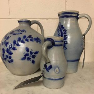 Collection of Dutch Jugs
