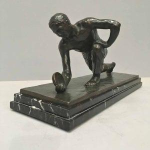 Decorative Belgian Bronze