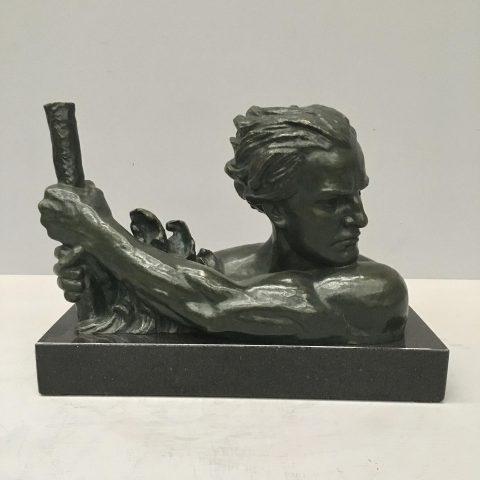 Art Deco Period French Bronze Sculpture