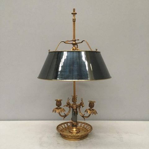 French Lamp