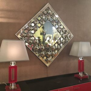 Unique 1980s Mirror