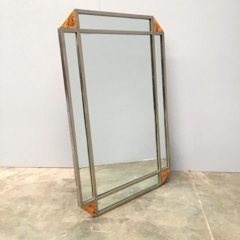 French Vintage Wall Mirror