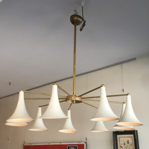 Vintage Italian Hanging Light