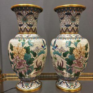 Japanese Cloisonne Vase