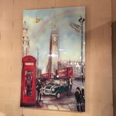 """London"" by Beatrix Agius"