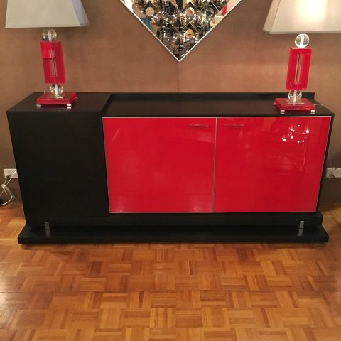 French 1980s Buffet