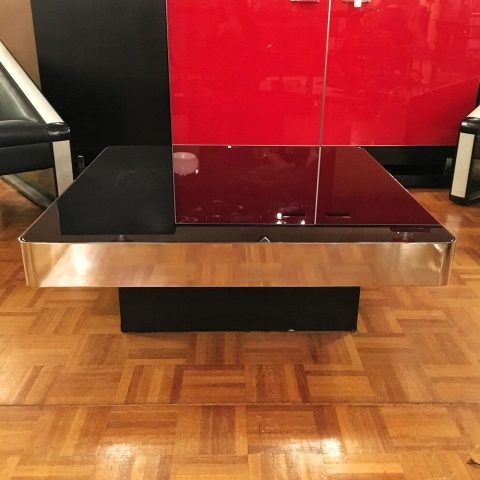 Vintage Italian Low Coffee Table