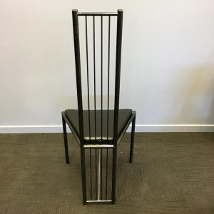 Set of Six 1980s Chairs