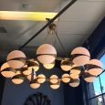 Impressive Circular Hanging Light