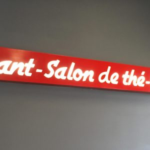 Vintage Parisian Sign