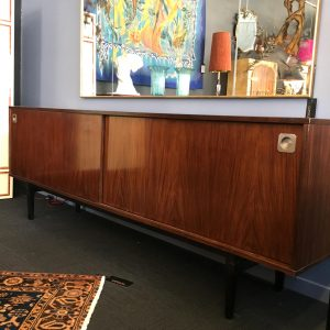Mid Century Italian Low Sideboard by Stildomus