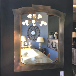 French 1970s Mirror