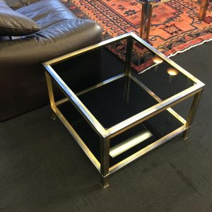 Pair of Italian Vintage Side Tables