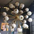 Italian Hanging Sputnik Style Light