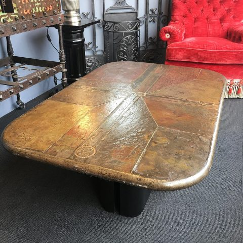 Belgian Slate Coffee Table