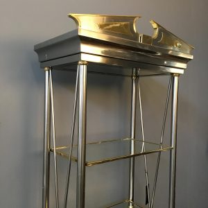 French Vintage Etagere from the 1980s