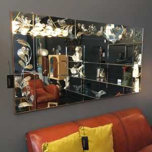 French Mirror from the 1940s