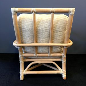 Pair of Bamboo Occasional Chairs