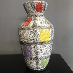 West German Pottery Vase by Bay Keramik