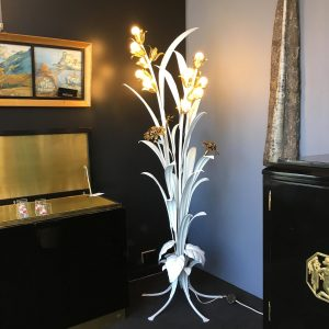 Stunning Hollywood Regency Style Floor Lamp