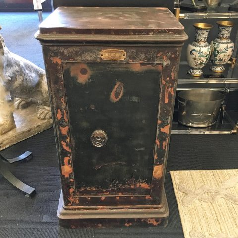 Antique French Safe