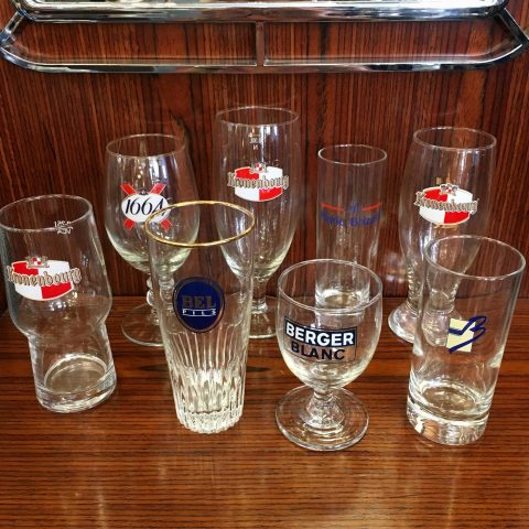 French Bistro Glasses