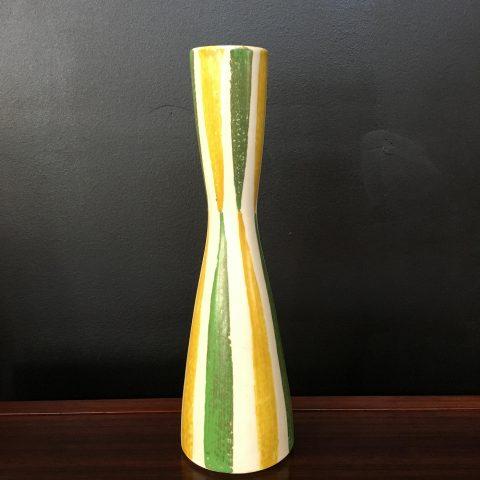 Mid Century American Studio Pottery Vase