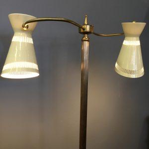 Italian Mid Century Floor Lamp