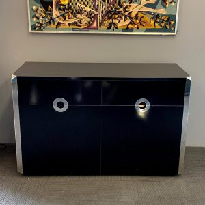 Two Door Sideboard by Willy Rizzo