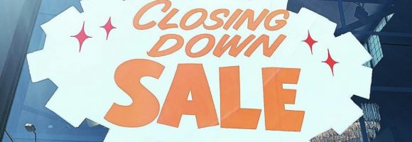 Collingwood Showroom Closing