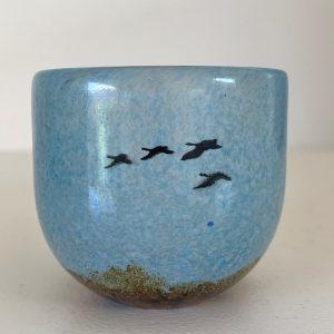 Kosa Boda Vase or Bowl
