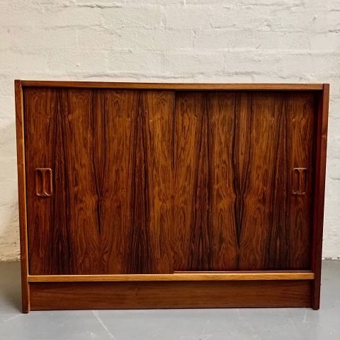Danish Two Door Side Cabinet by Torben B Neilsen
